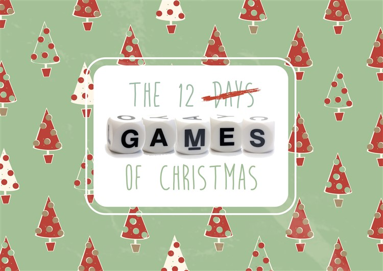 The 12 games of Christmas FRON